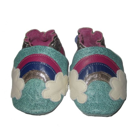 Scribbles Baby Shoes