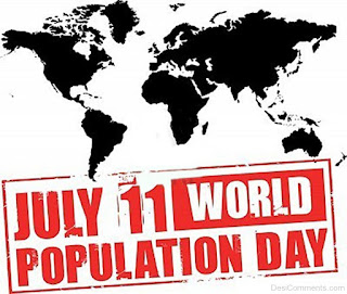 World Population Day July 11th 2017