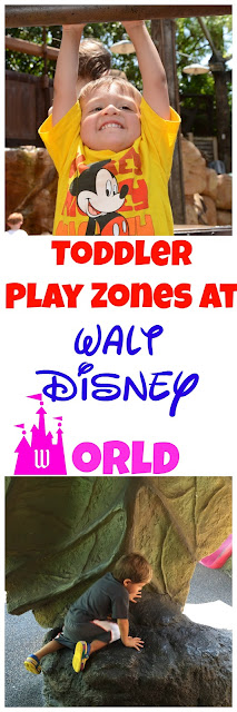 Guide to All the Toddler Play Areas at Walt Disney World Parks and Hotels