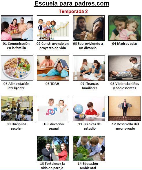 escuela para padres en video descargar