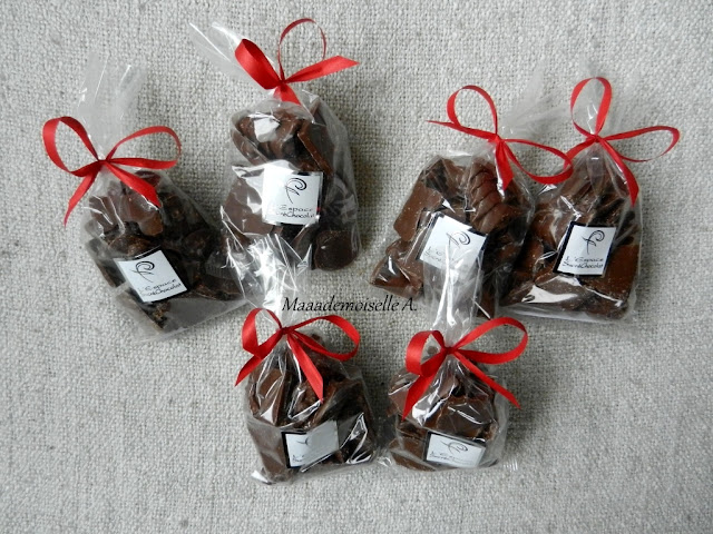 Fritures chocolat