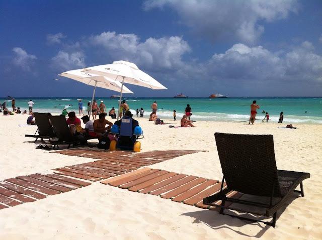 Passeios acessíveis em Miami: praia