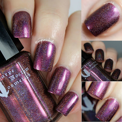 Carpe Noctem Cosmetics Fireside Songs