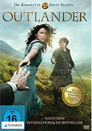 Serien, die ich mag: Outlander