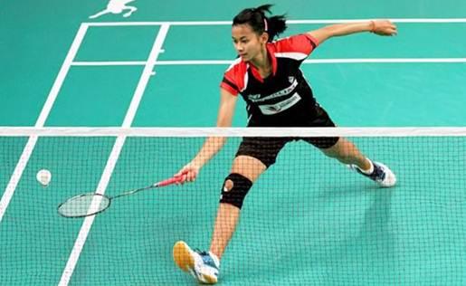 Perempat Final Tunggal Putri Thailand Masters Grand Prix Gold