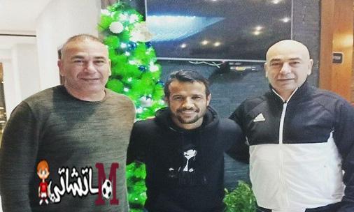 بشكل رسمي نادي المصري يضم اللاعب وليد حسن لمدة ثلاث سنوات