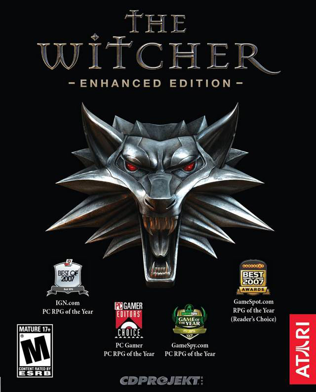 The Witcher - Enhanced Edition Director's Cut