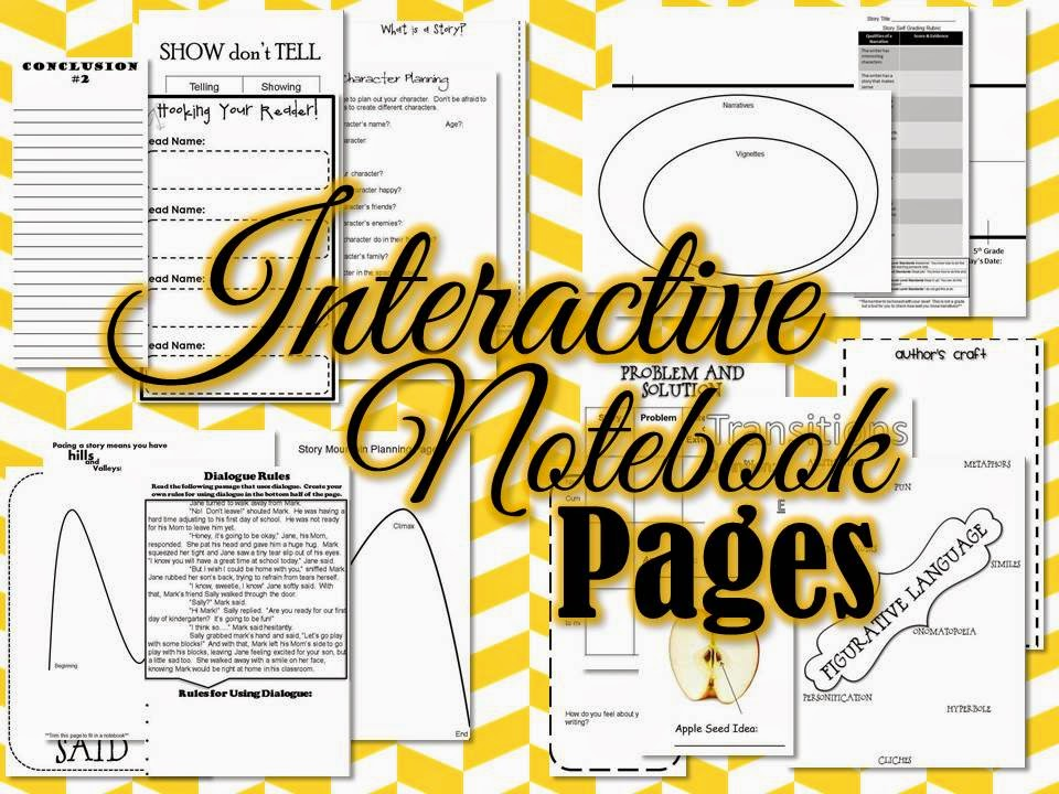 http://www.teacherspayteachers.com/Product/5th-Grade-Narrative-Writing-Unit-2-CCSS-Aligned-846450