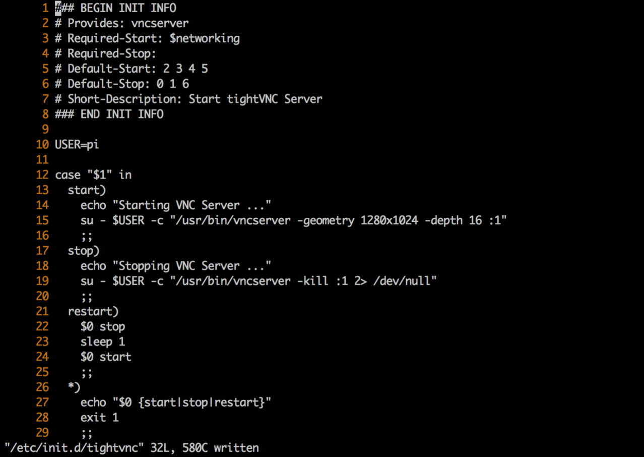 Raspberry Pi 的基礎- 遠端遙控X-Window 桌面環境(VNC 篇) | IT