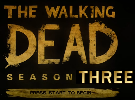 The Walking Dead Season Three Mod Apk Data Full Unlocked