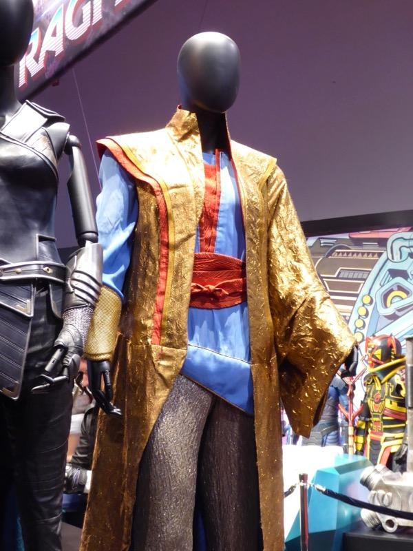 Jeff Goldblum Thor Ragnarok Grandmaster costume