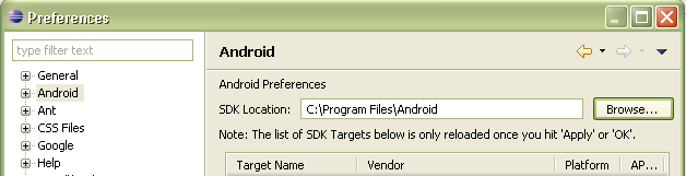 Life after daylight: Android Emulator is not starting