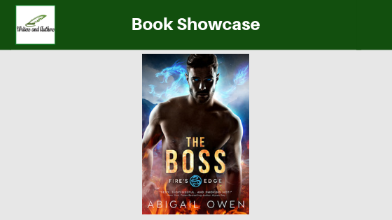 Book Showcase: The Boss by Abigail Owen