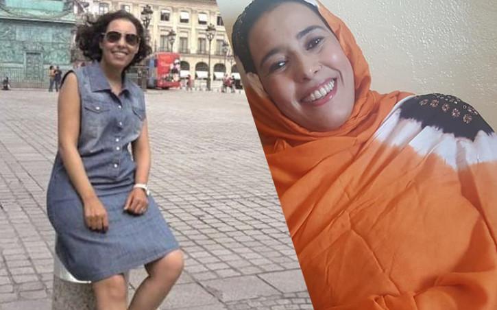ماء العينين سعيدة بموقف بنكيران: أنزع الحجاب في الخارج أو أرتديه هنا هذا شْغْلي