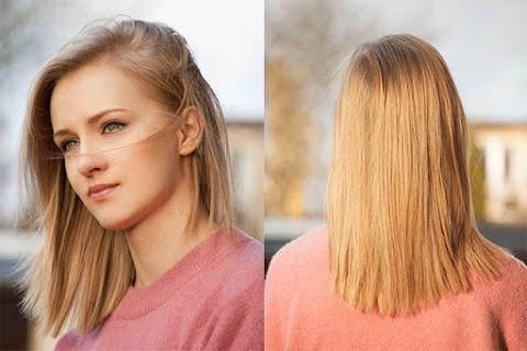 Powrót do naturalnego koloru włosów Eweliny (2) - czytaj dalej »