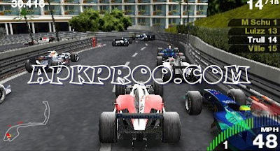 Download Game F1 Grand Prix Platinum PPSSPP ISO Full Version Free Download Mod Texture