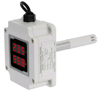 Jual Autonics THD-DD2-C Temperature/Humidity Transducer