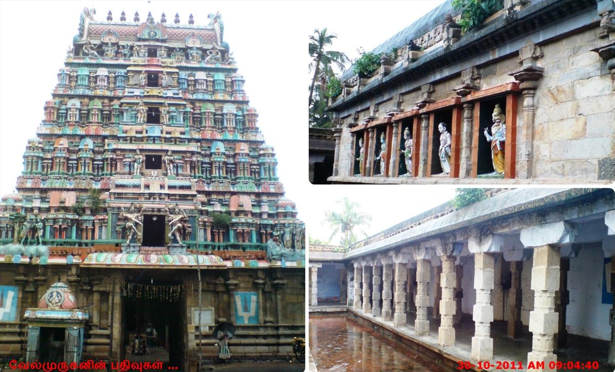 Thirunarayur Kal Garuda Temple