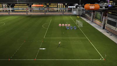 FIFA 13 Skill Games - Crossing