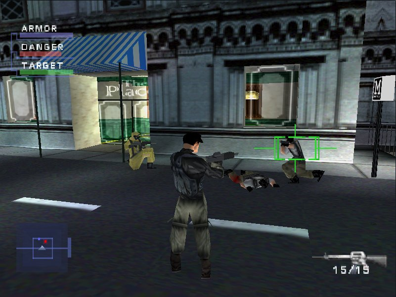 Play syphon filter sony playstation online | play retro games.