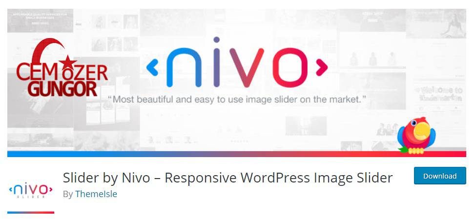 Nivo Slider Wordpress Eklenti