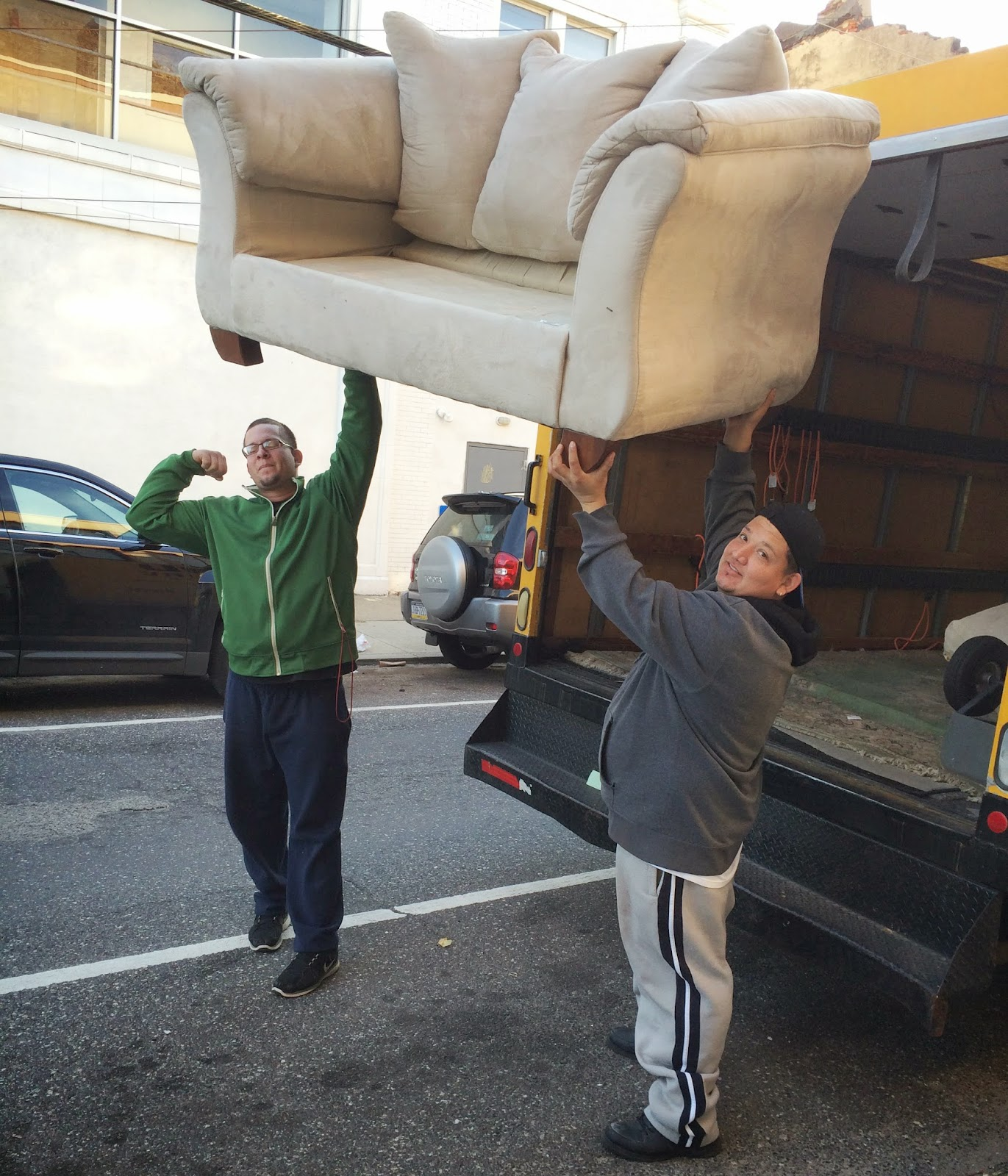 charity sofa pick up bed amazon uhuru furniture and collectibles donate