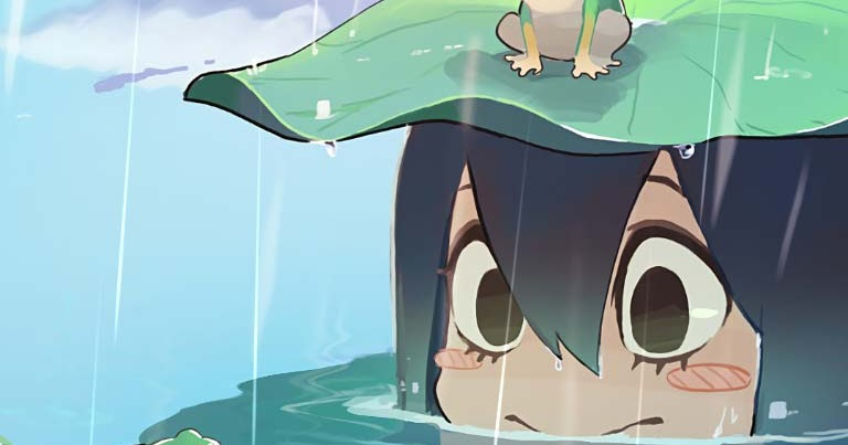 Download froppy fan art my hero academia wallpaper for your desktop, mobile phone and table. Best of My Hero Academia Froppy Wallpaper - friend quotes