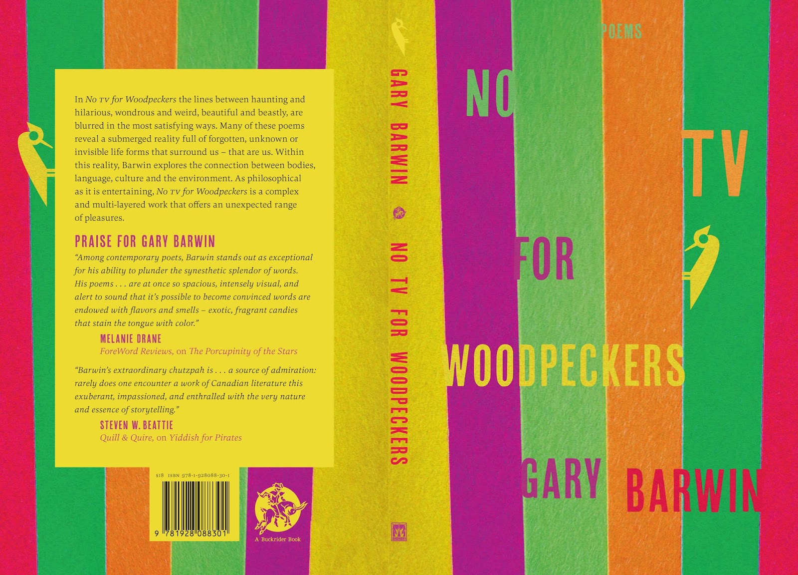 Rob mclennans blog gary barwin no tv for woodpeckers after the initial sonnet no tv for woodpeckers moves into a small handful of poems playing off rural or small town field guides including fandeluxe Gallery