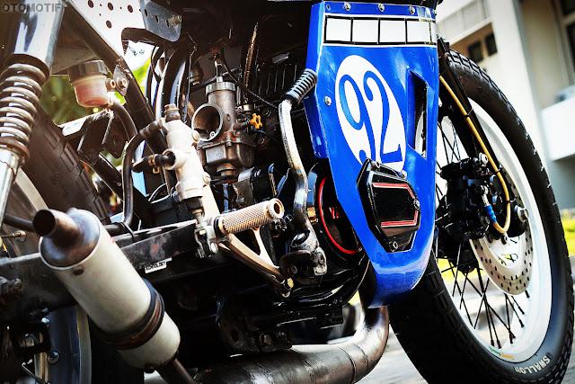 Teguh Setiawan's Yamaha RX-K 135 13