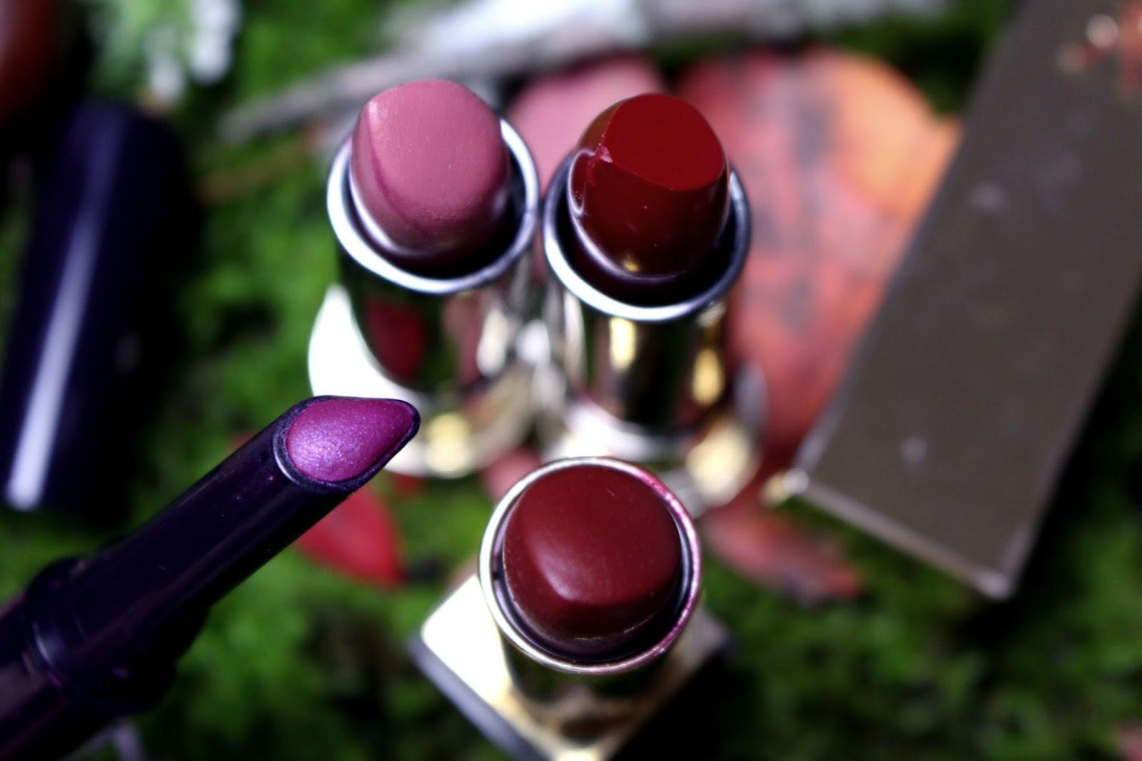 Rouges à Lèvres de l'Automne