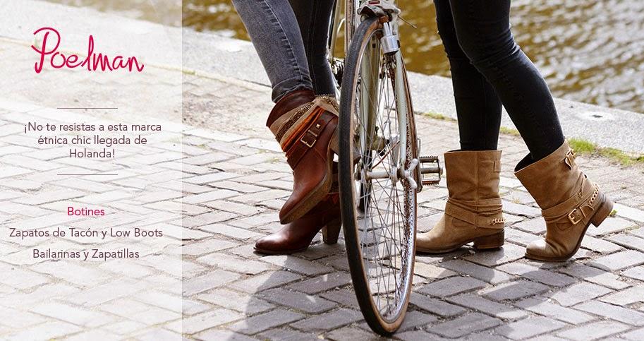 Descubre esta oferta de zapatos y botines de la marca Poelman