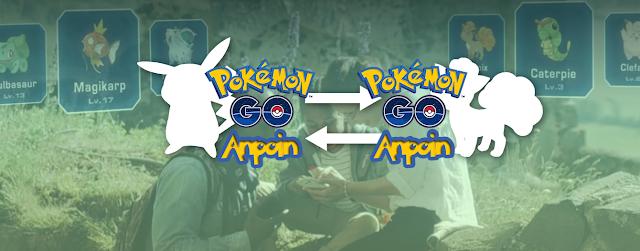 Cara Melakukan Trade Tukar Pokemon GO, Cara Tukar Pokemon di Pokemon GO, Cara Menukar Pokemon Dengan Teman, Cara Menggunakan Trade Tukar Pokemon Go.