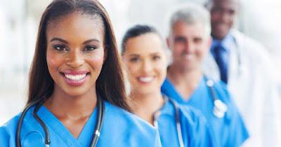 Nurses just hired