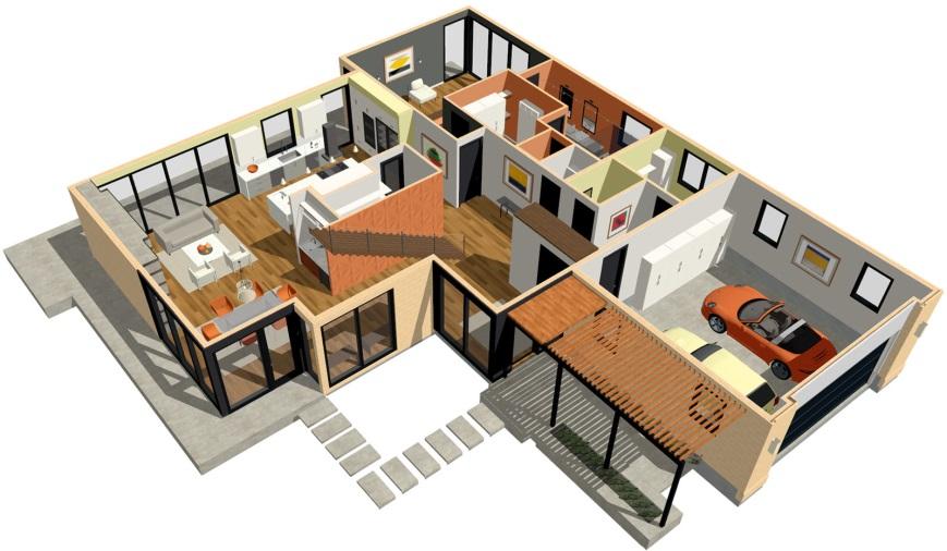 Home Designer Architectural merupakan software desain rumah mempuni yang tersedia untuk iMac dan Macbook. Software desain rumah ini sangat cocok ...