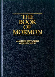 The Book of Mormon by Joseph Smith PDF Book Download