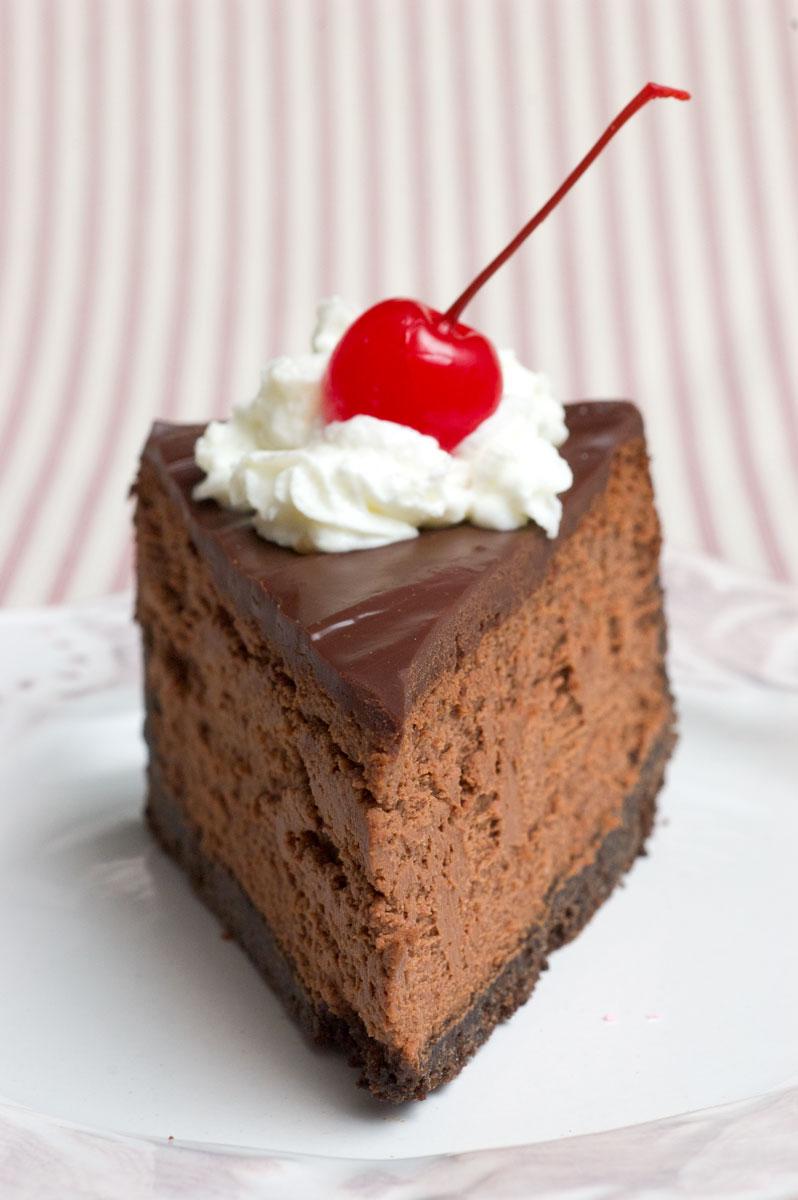 Sour Cream And Cream Cheese Cake