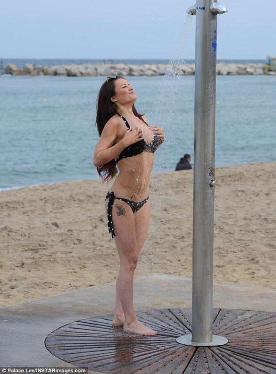 Jess Impiazzi Hot Photos