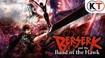 Beserk and Band of the Hawk PlayStation4 pics