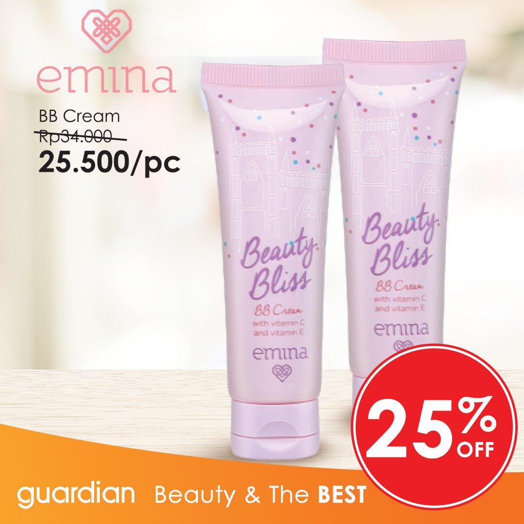 Guardian - Promo Dison 25% OFF Produk BB Cream dan Loose Powder