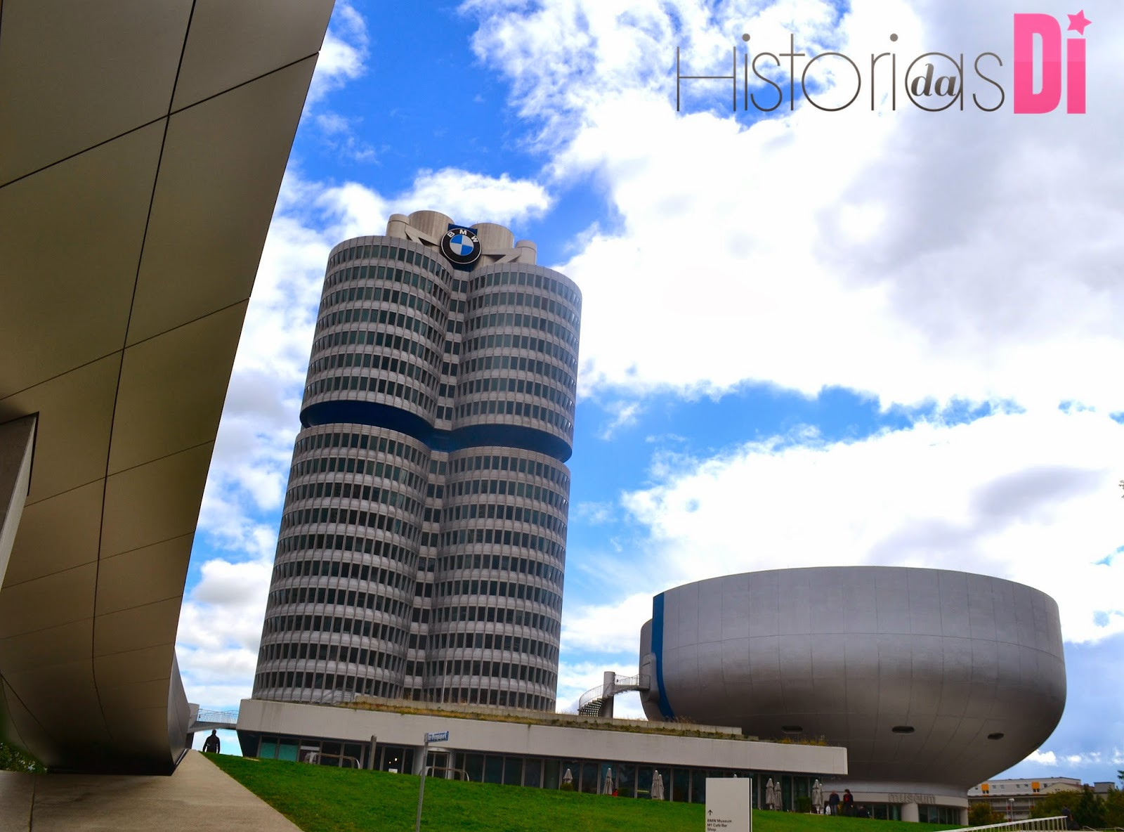 PRÉDIO DO MUSEU DA BMW