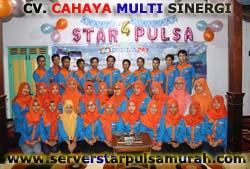 Star Pulsa Server Pulsa Murah