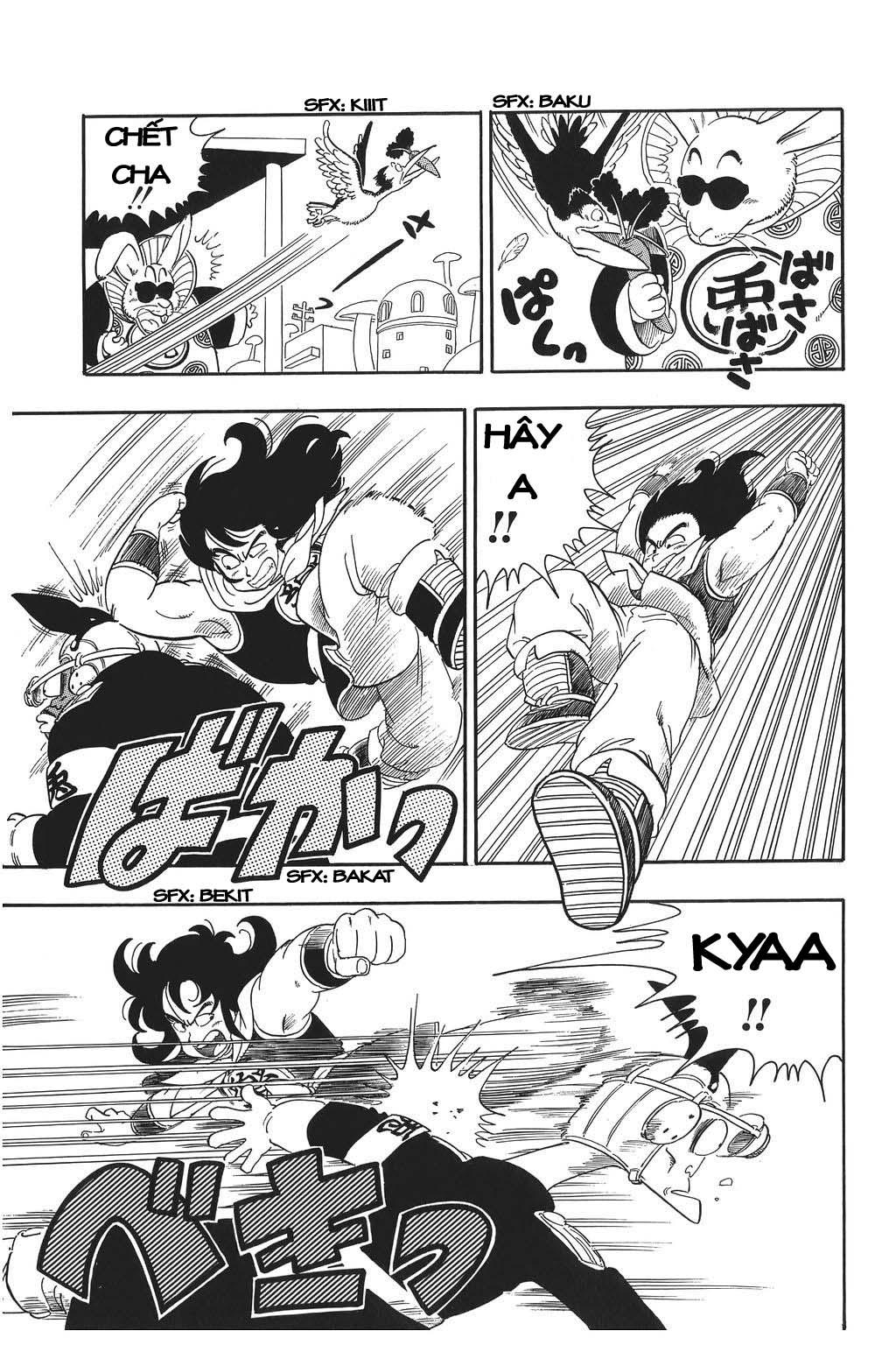 Dragon Ball chap 17 trang 11
