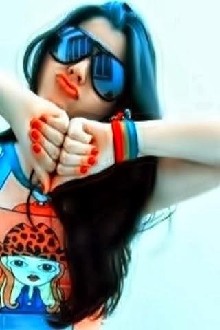 Stylish Girls DP For