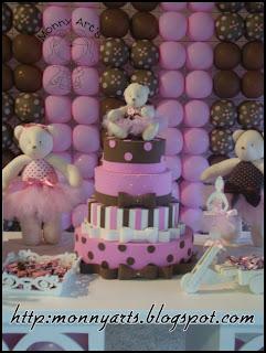 Ursas Bailarinas – Uma festa Lindaaa!!!!