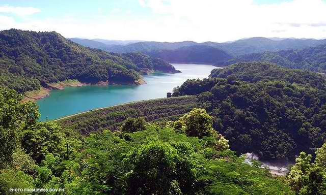 List of DAMS Monitored by PAGASA for Water Level