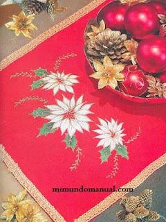 camino-mesa-navideño
