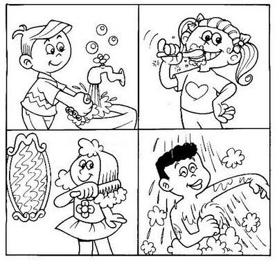 Prof Dora Habitos De Higiene