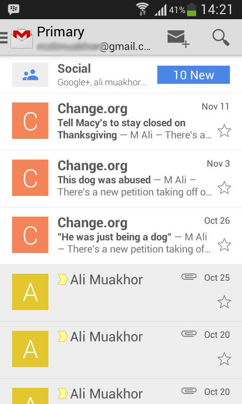 Cara Logout Akun Gmail Di Aplikasi Android Android Indonesia