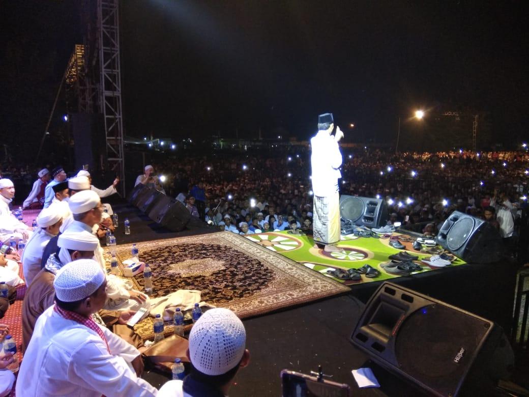 Jelang Pilkada, Pileg dan Pilpres, Ustadz Abdul Somad Ungkap 2 Ciri Utama Pemimpin Adil