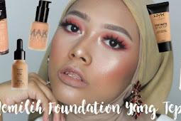 Penerapan Foundation Untuk Shading